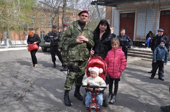 Николаевские спецназовцы вернулись домой: их сменили на Донбассе коллеги (ФОТО) (фото) - фото 3