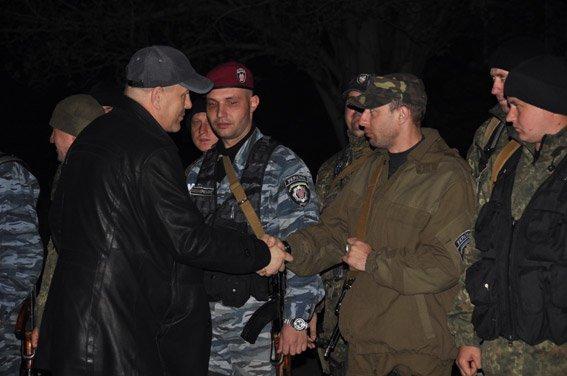Николаевские спецназовцы вернулись домой: их сменили на Донбассе коллеги (ФОТО) (фото) - фото 6