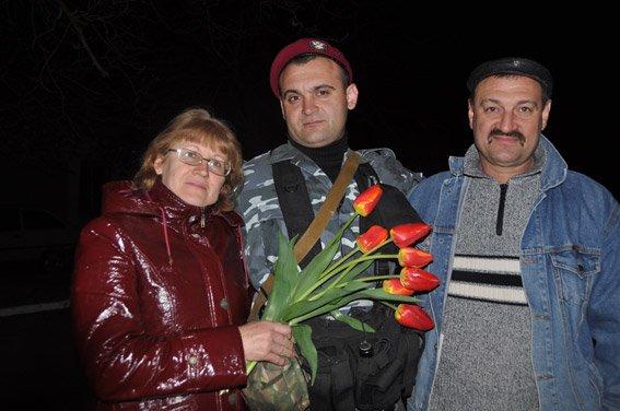 Николаевские спецназовцы вернулись домой: их сменили на Донбассе коллеги (ФОТО) (фото) - фото 7