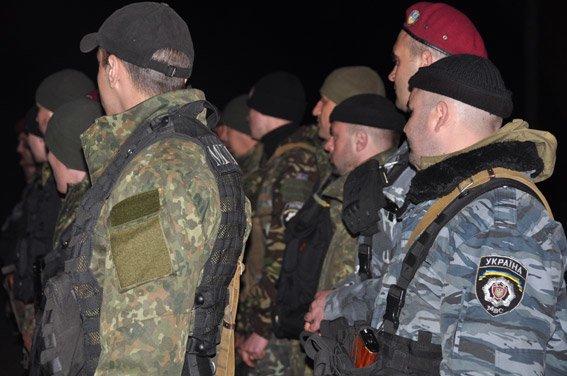 Николаевские спецназовцы вернулись домой: их сменили на Донбассе коллеги (ФОТО) (фото) - фото 5