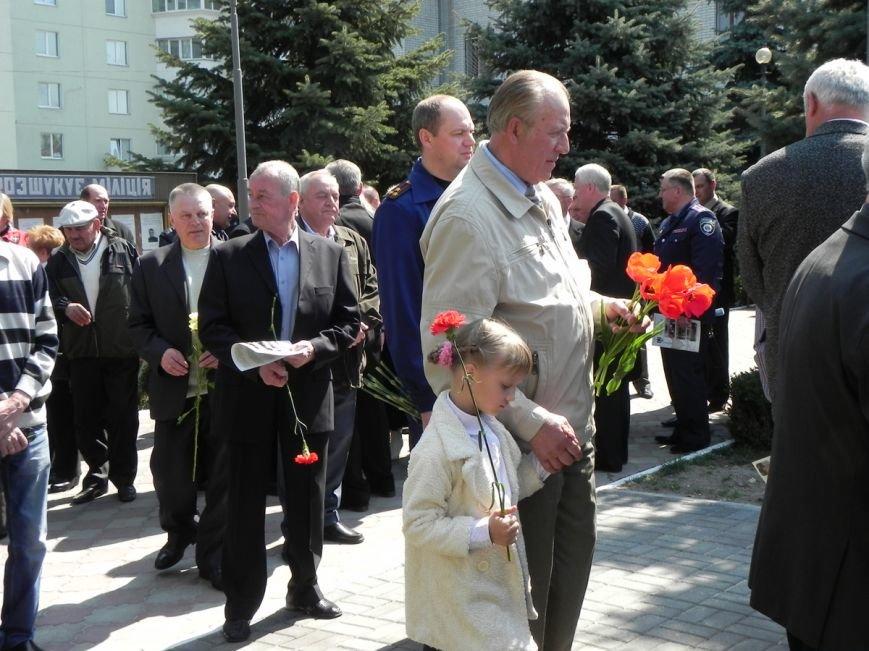 Відкриття меморіалу в Броварах, ФОТО,ВІДЕО (фото) - фото 2