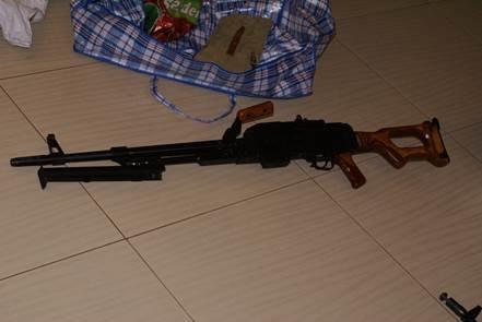 В Запорожье накрыли партию оружия из зоны АТО (ФОТО) (фото) - фото 1