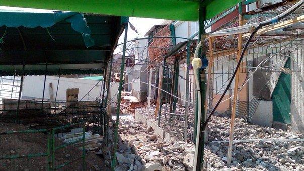 Куреней в Ильичевске больше нет. Что случилось с любимым местом отдыха (ВИДЕО) (фото) - фото 1