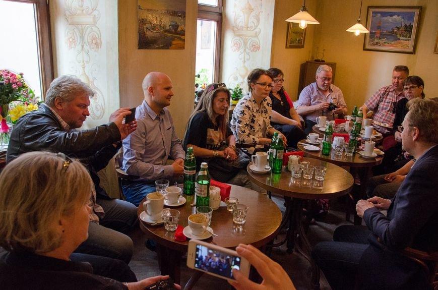 Фіни залишились у захваті після знайомства зі Львовом (ФОТО) (фото) - фото 2