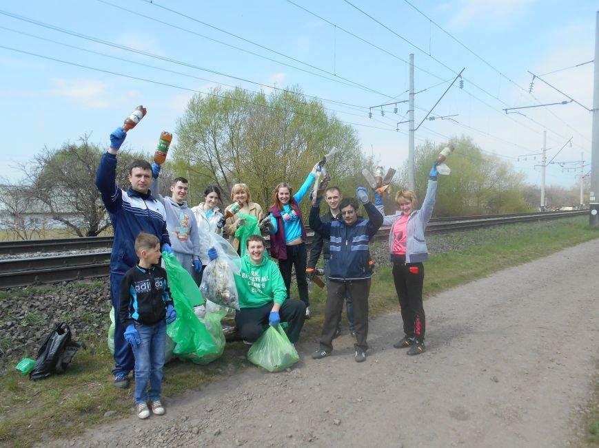Волонтери зробили Квасилів чистим3