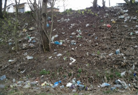 У Тернополі на вул. Подільській твориться жахіття (фото) (фото) - фото 1