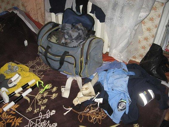Машину харьковчан обстреляли два сумчанина, работающие охранниками в развлекательных заведениях (ФОТО) (фото) - фото 1