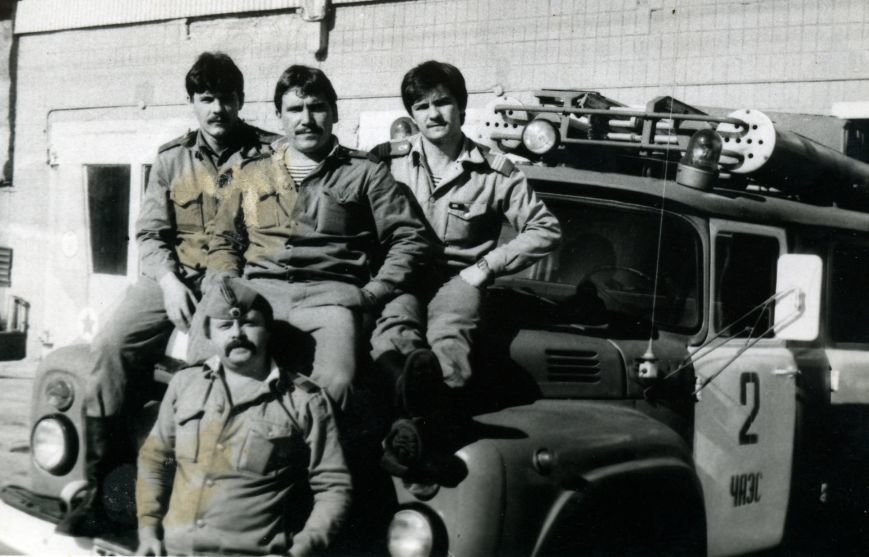Півроку у Чорнобилі ліквідатора Григорія Щербинського (фото) - фото 1