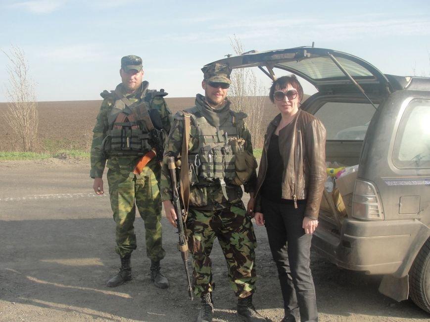 Под Мариуполем жители Гранитного пережили обстрел из «Града», но не хотят покидать поселок (ФОТО), фото-10