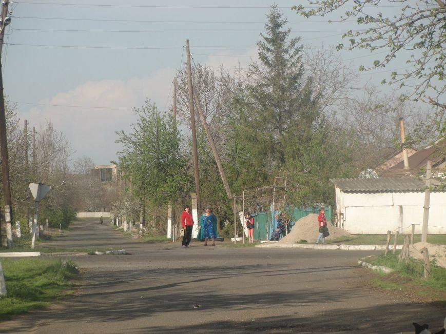 Под Мариуполем жители Гранитного пережили обстрел из «Града», но не хотят покидать поселок (ФОТО), фото-1