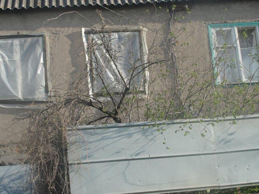 Под Мариуполем жители Гранитного пережили обстрел из «Града», но не хотят покидать поселок (ФОТО), фото-4