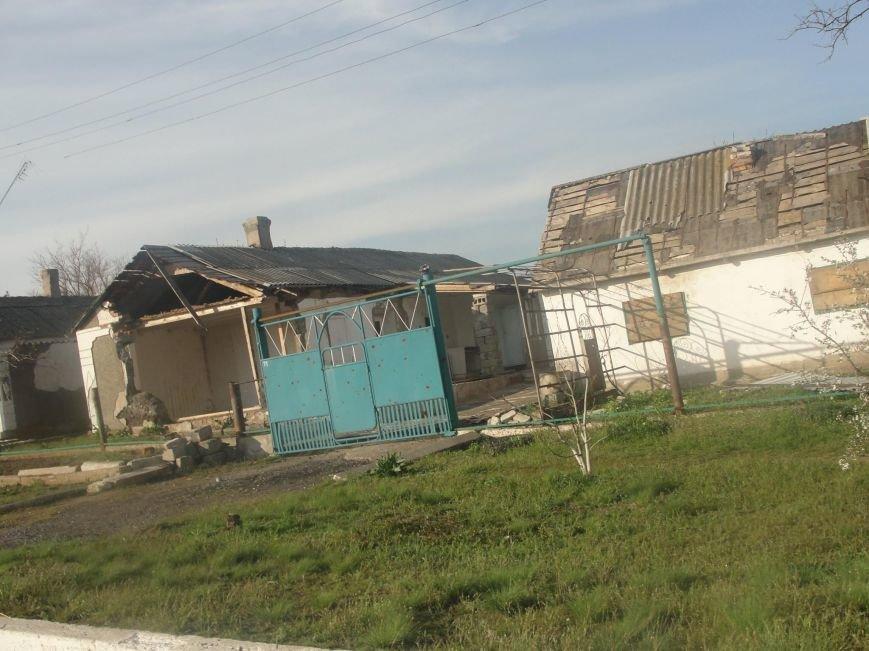 Под Мариуполем жители Гранитного пережили обстрел из «Града», но не хотят покидать поселок (ФОТО), фото-2