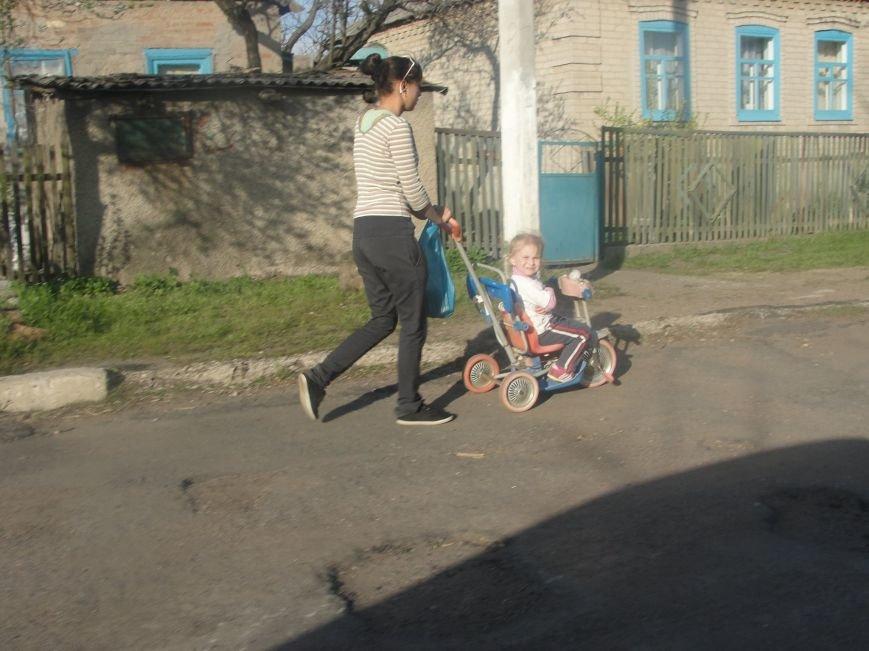 Под Мариуполем жители Гранитного пережили обстрел из «Града», но не хотят покидать поселок (ФОТО), фото-5