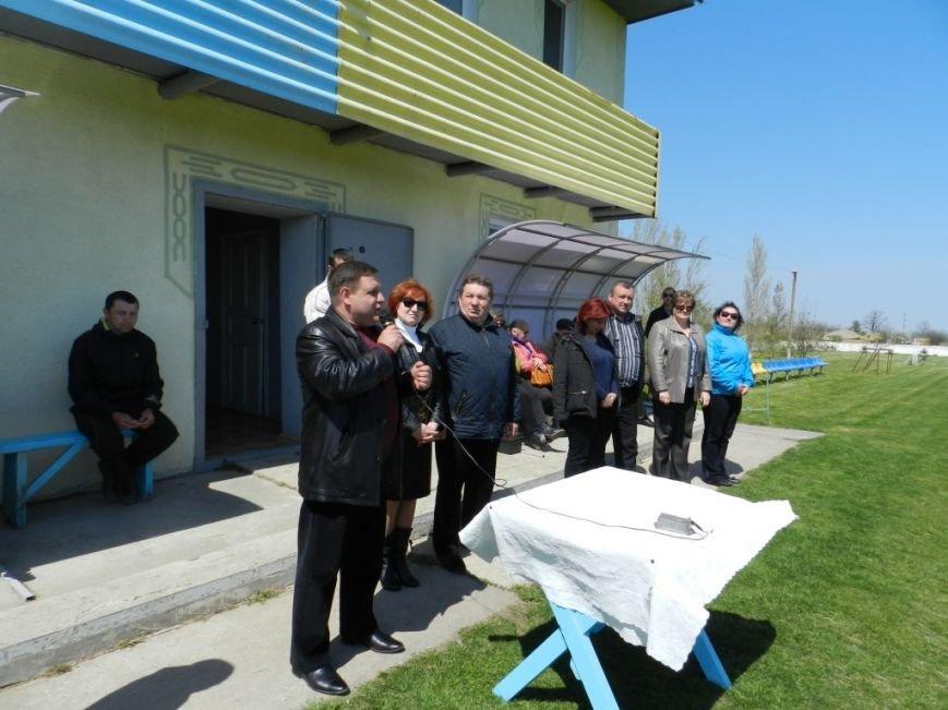 Вітання голови РДА Ю.Коцегубова