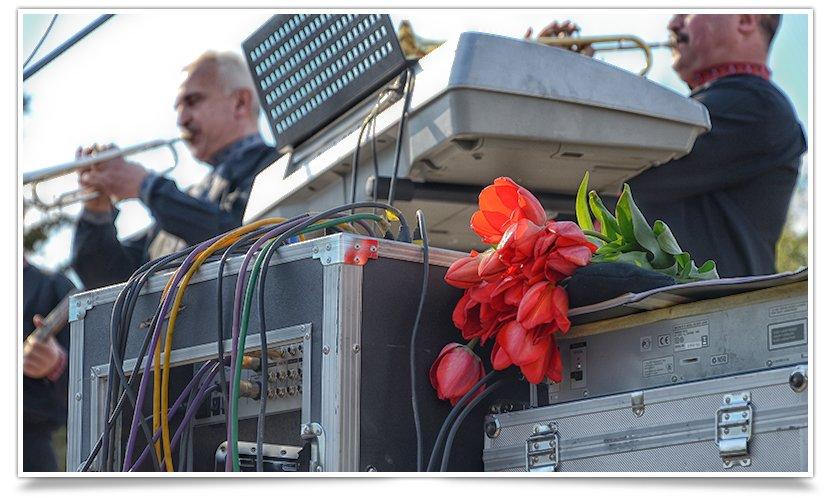 В Славянске снова прошло Вече, весеннее и яркое, с музыкой и стихами(фотофакт) (фото) - фото 12