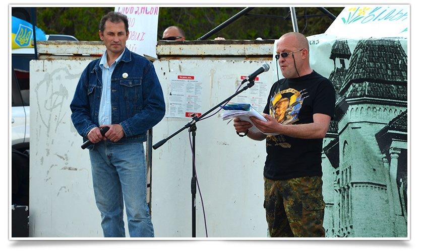 В Славянске снова прошло Вече, весеннее и яркое, с музыкой и стихами(фотофакт) (фото) - фото 4