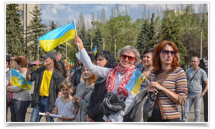В Славянске снова прошло Вече, весеннее и яркое, с музыкой и стихами(фотофакт) (фото) - фото 2