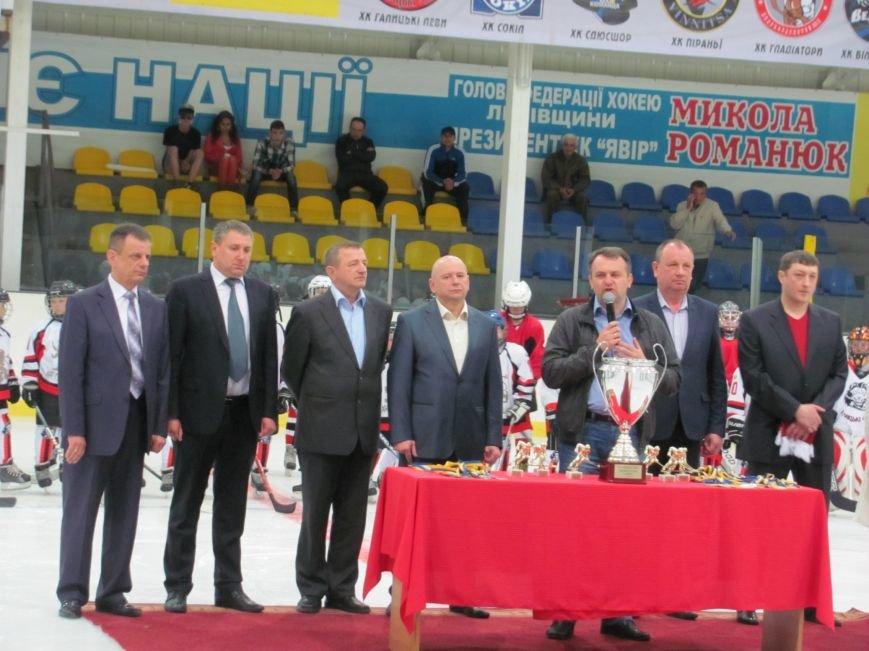 На Львівщині завершився хокейний сезон (ФОТОРЕПОРТАЖ), фото-4
