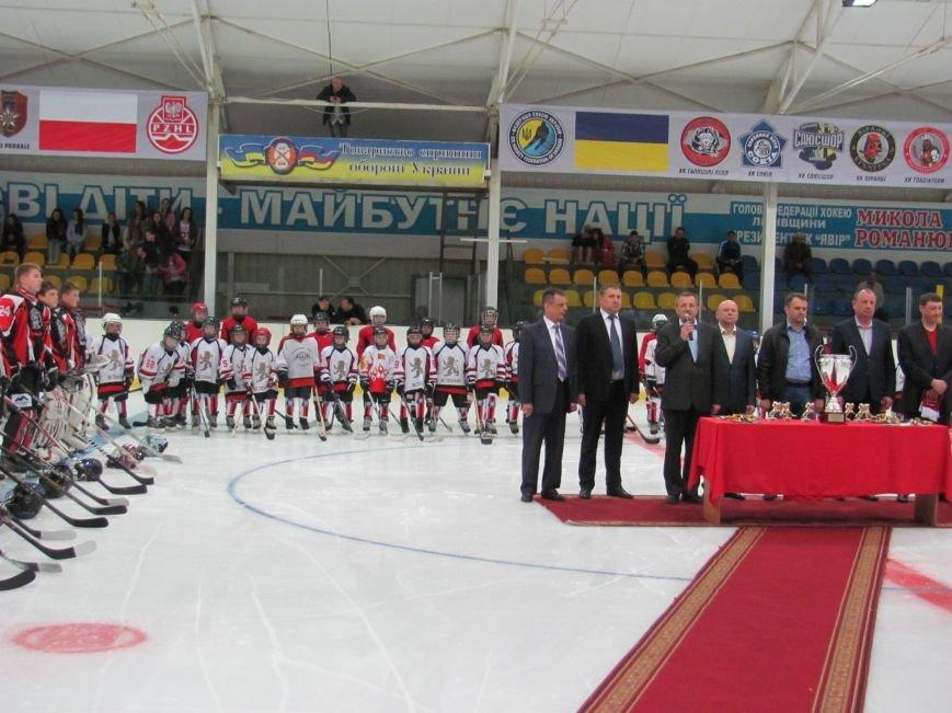 На Львівщині завершився хокейний сезон (ФОТОРЕПОРТАЖ), фото-5