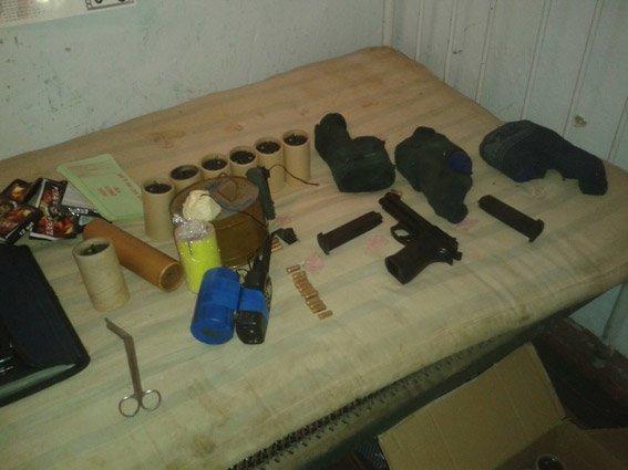 У жителя Николаевщины изъяли смертоносный арсенал (ФОТО) (фото) - фото 1
