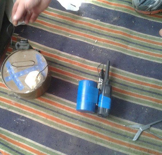 У жителя Николаевщины изъяли смертоносный арсенал (ФОТО) (фото) - фото 3