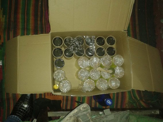 У жителя Николаевщины изъяли смертоносный арсенал (ФОТО) (фото) - фото 4