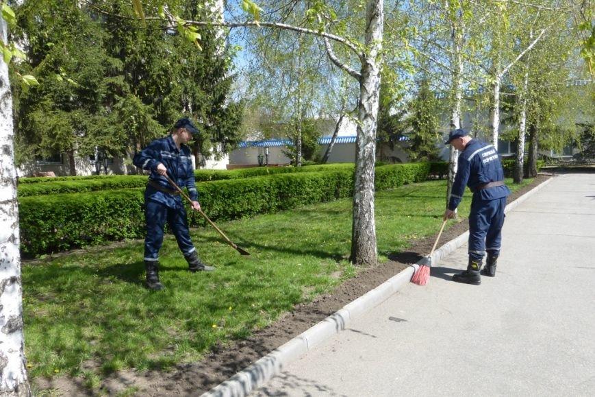 Кіровоградська область: рятувальники підтримали та приєдналися до проведення Всеукраїнського Дня довкілля (фото) - фото 1