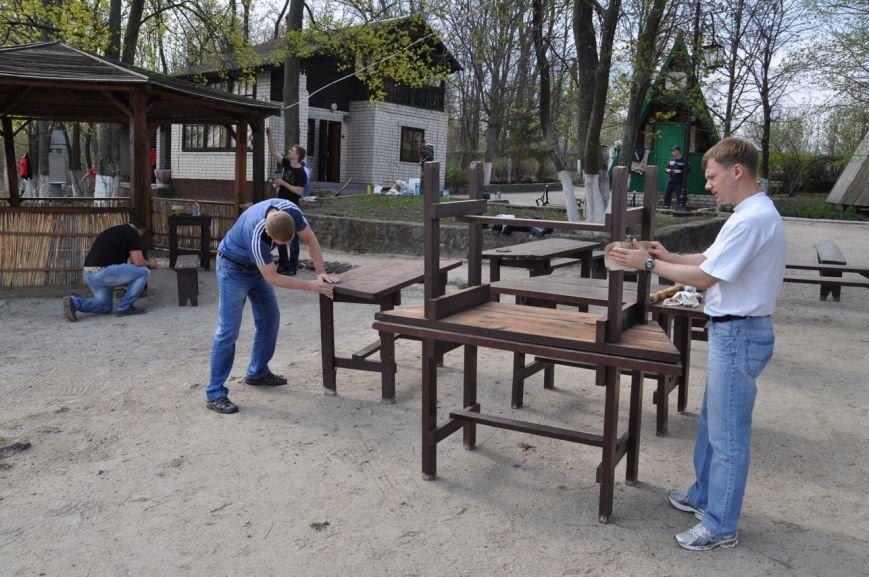 Кіровоградська область: рятувальники підтримали та приєдналися до проведення Всеукраїнського Дня довкілля, фото-1