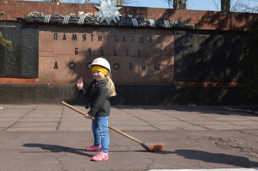 Металлурги Макеевки и Енакиево приняли участие в акции «Чистый город» (фото) - фото 5