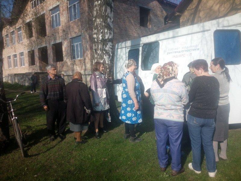 Для жителів сіл Крихівці та Хриплин провели акцію «День здоров'я» (ФОТО) (фото) - фото 1