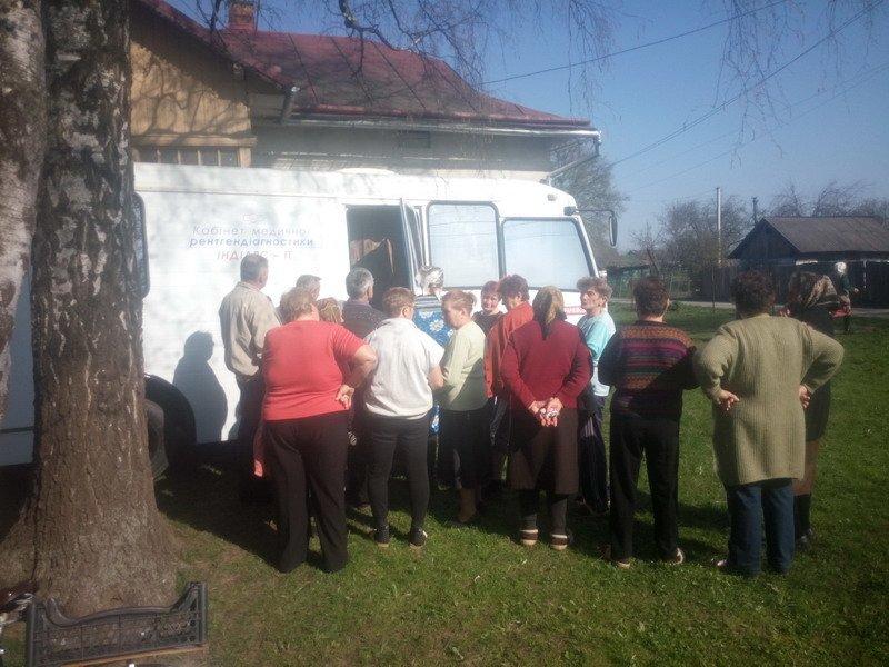 Для жителів сіл Крихівці та Хриплин провели акцію «День здоров'я» (ФОТО) (фото) - фото 2