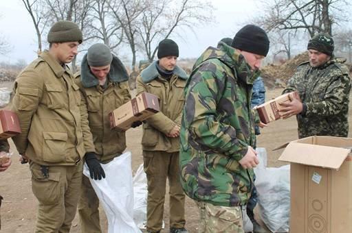 Волонтеры ЗТР оказывают помощь бойцам (фото) - фото 2