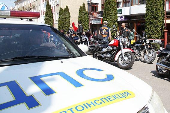 У Хмельницькому відбулось відкриття мотосезону (ФОТО) (фото) - фото 1