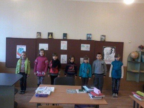 В школах Авдеевки прошли воспитательные мероприятия, посвященные 29-й годовщине катастрофы на Чернобыльской АЭС (ФОТО), фото-2