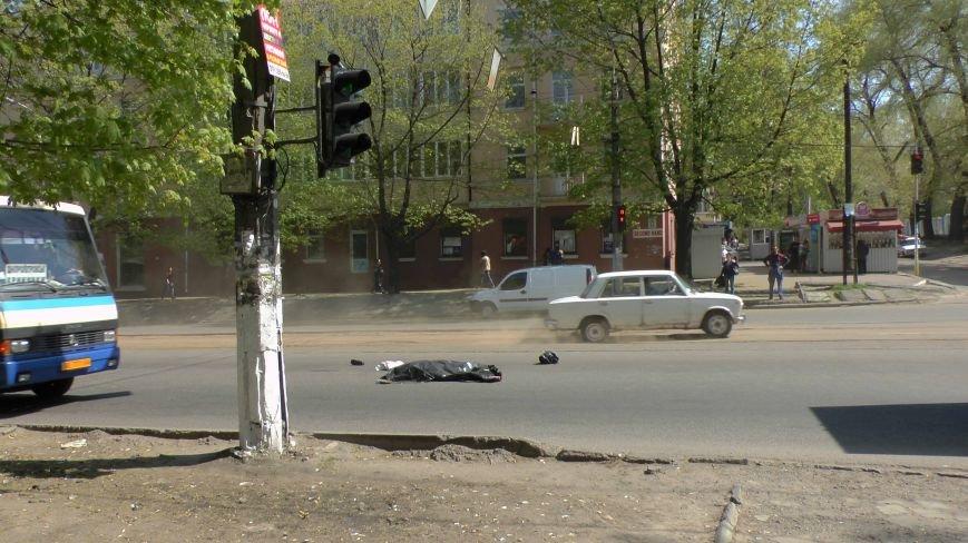 В Днепропетровске произошло смертельно ДТП (ФОТО) (фото) - фото 3