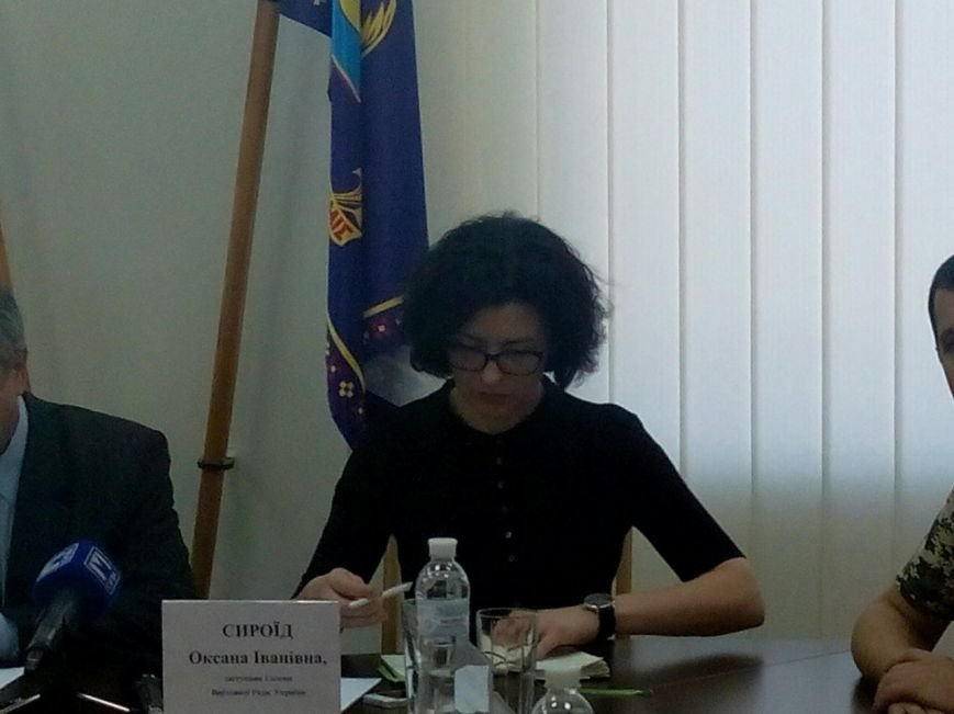В Мариуполе нардепы от «Самопомощи» решили проконтролировать местную власть (ВИДЕО) (фото) - фото 1