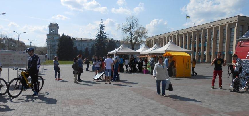 Днепродзержинцев учили экономить электроэнергию и деньги (фото) - фото 1