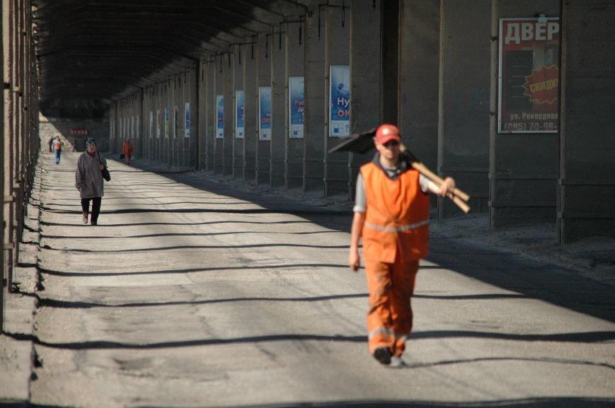 В Запорожье начался дорожный ремонт на мосту Преображенского (ФОТОРЕПОРТАЖ), фото-11