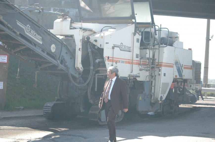 В Запорожье начался дорожный ремонт на мосту Преображенского (ФОТОРЕПОРТАЖ), фото-10