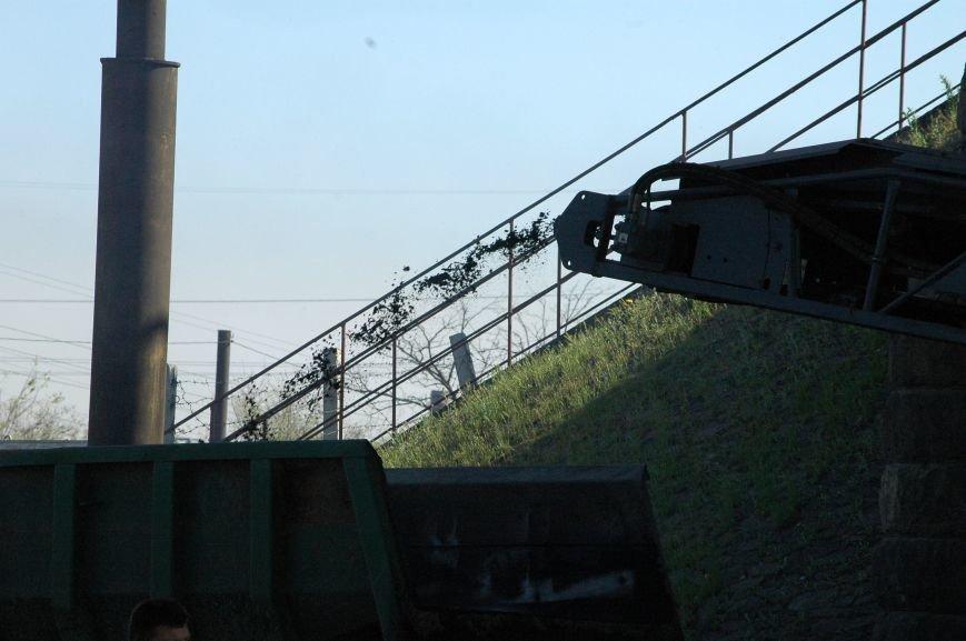 В Запорожье начался дорожный ремонт на мосту Преображенского (ФОТОРЕПОРТАЖ), фото-5