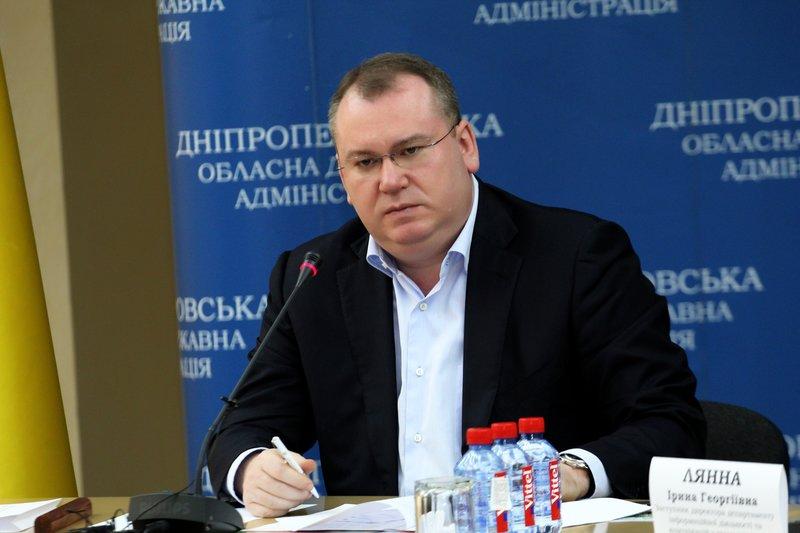Резниченко онлайн: в Днепропетровске проходит первая пресс-конференция нового губернатора (ФОТО) (фото) - фото 1