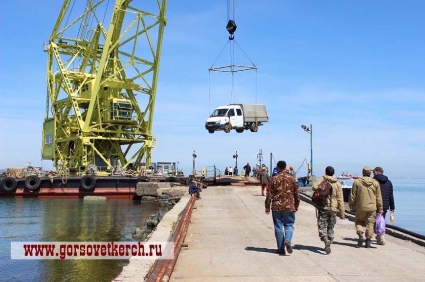 На острове Тузла готовятся к строительству Керченского моста (ФОТО) (фото) - фото 3