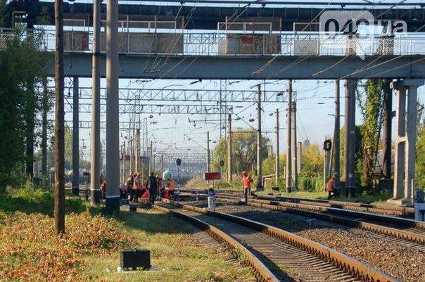 Терракт в Ильичевске. Фото последствий взрыва на железной дороге (фото) - фото 1
