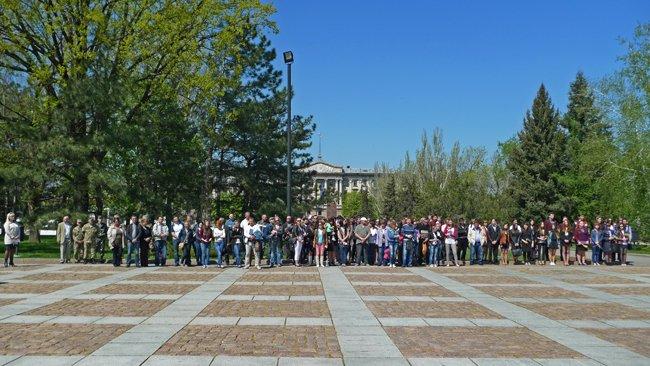 В Николаеве новобранцев торжественно отправили на службу в Нацгвардию (ФОТО+ВИДЕО) (фото) - фото 2