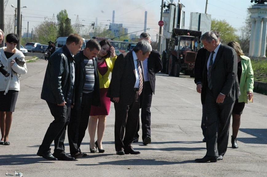 В центре Запорожья пустят движение по дороге, закрытой последние 8 лет (ФОТО), фото-2