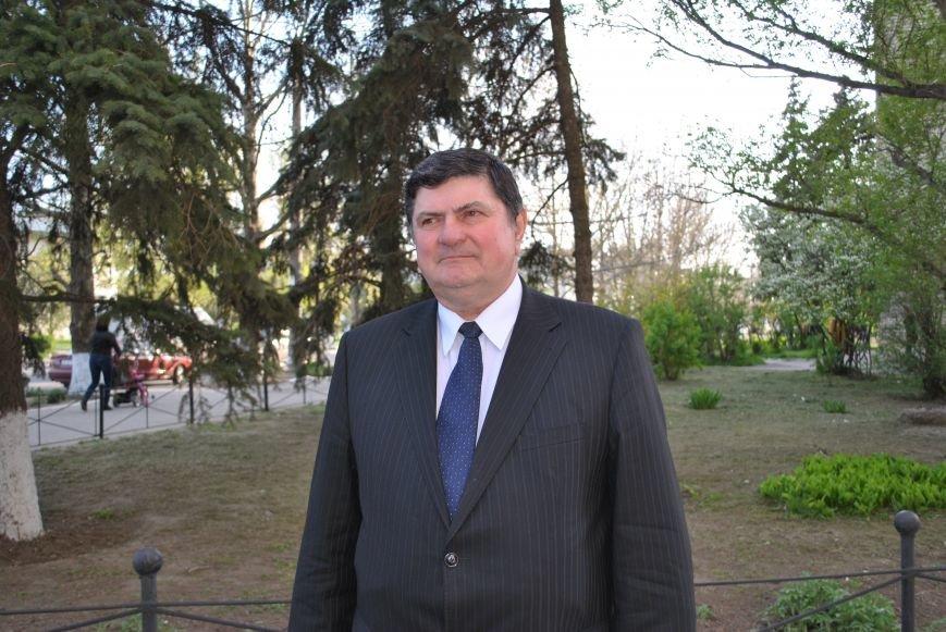 Владимир Усатый