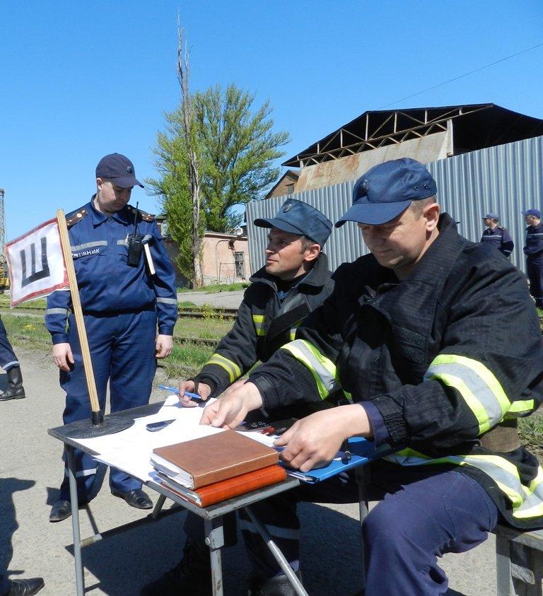 Пожарники научились тушить херсонский речпорт (фото) (фото) - фото 4