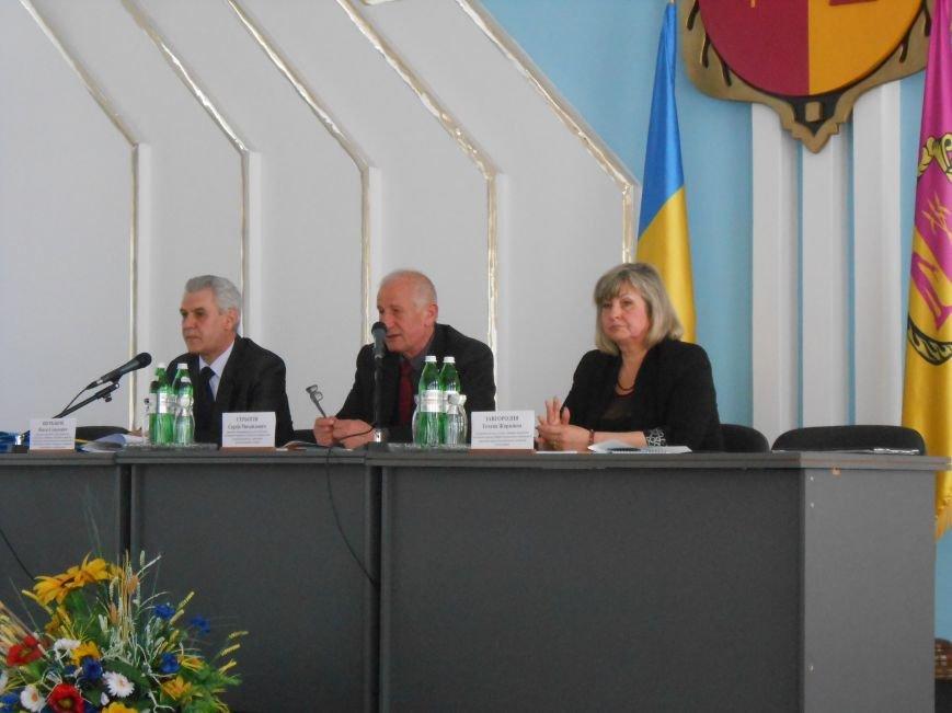 В Днепродзержинске говорили о децентрализации (фото) - фото 1