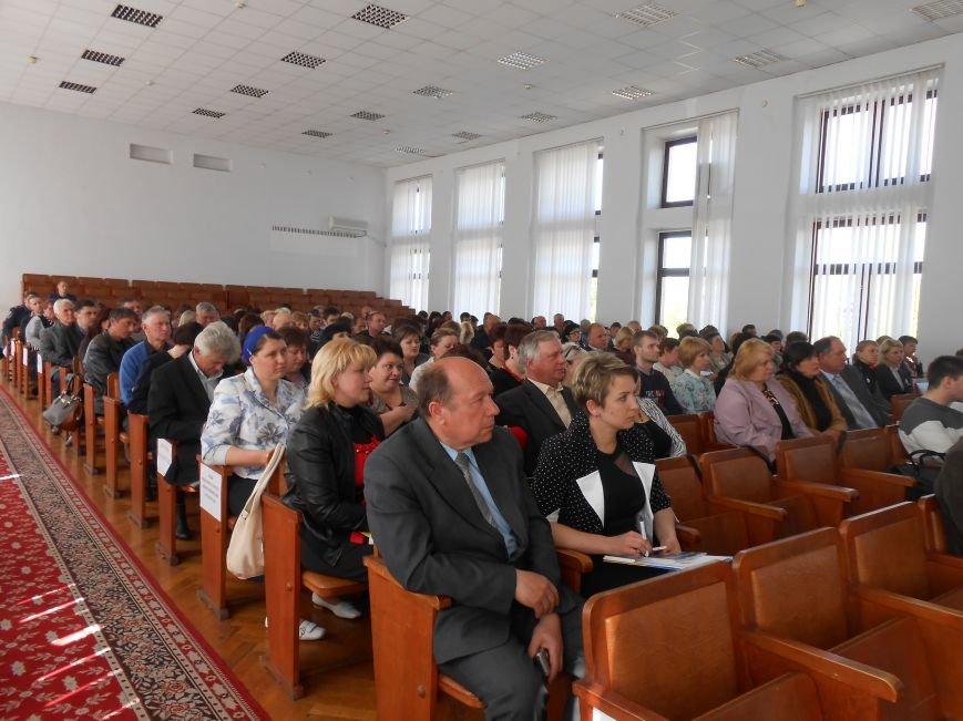 В Днепродзержинске говорили о децентрализации (фото) - фото 2