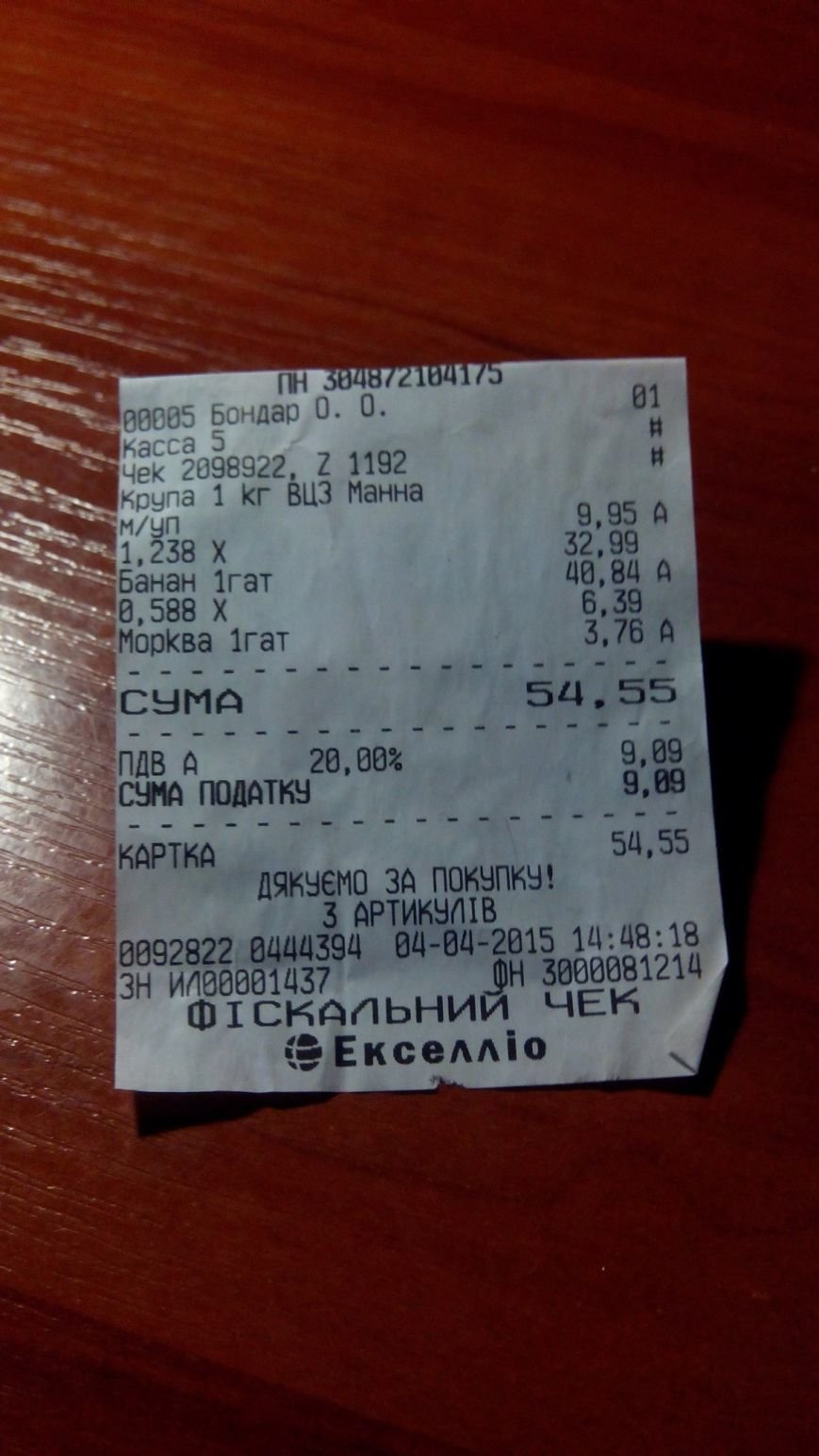 Обзор цен на продукты в Днепропетровске (рынки и магазины) (фото) - фото 2